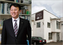 イネスホーム株式会社 代表取締役 塚本 誠