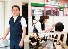株式会社ウィンプランツ 代表取締役社長 古里久則