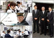つばめ交通株式会社代表取締役社長 山内恭輔