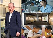 マブチモーター株式会社 代表取締役会長 馬渕 隆一