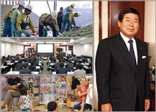九州教具株式会社 代表取締役社長 船橋 修一