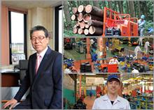 株式会社筑水キャニコム代表取締役会長 包行 均