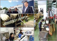水谷工業株式会社 代表取締役 京極 盛
