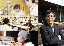 株式会社平成建設 代表取締役社長 秋元 久雄