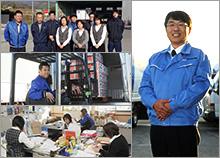 阪井運送株式会社 代表取締役 阪井 和篤