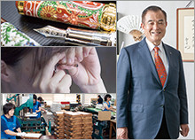 有限会社佐賀ダンボール商会 13代 代表取締役社長 石川 慶藏