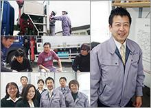 アサカ運輸株式会社 代表取締役社長 松本 彩稔