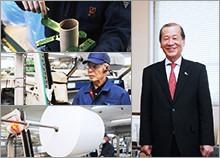 大塚産業マテリアル株式会社 代表取締役社長 大塚 敬一郎