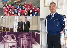 株式会社ニュー・サンワ 代表取締役 加藤 寛隆