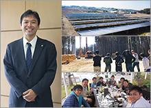 株式会社ジェネックス 代表取締役 石川 清成