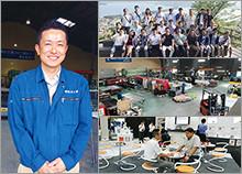 株式会社谷川工業 代表取締役 谷川 理