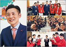 株式会社いわい 代表取締役社長 岩井 和彦
