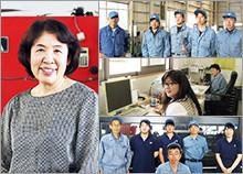 株式会社ワタナベプレス 代表取締役 渡辺 玲子