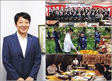 株式会社ロイヤルコーポレーション 代表取締役 田島 永一